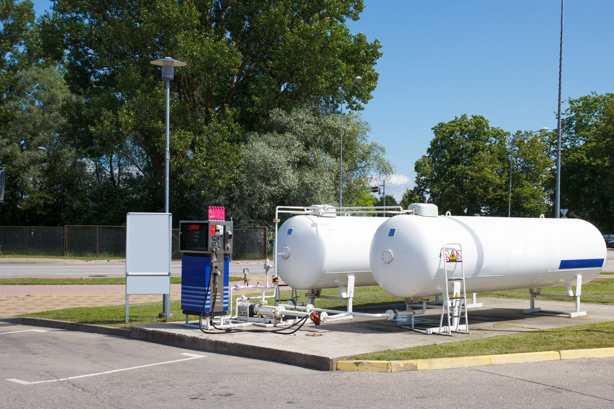Clark's LP Gas, Inc. Gas Fill Up